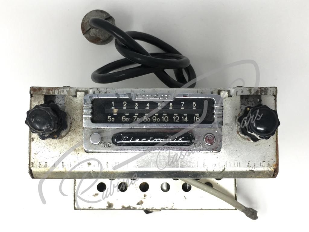 Bardzo dobryFantastyczny Alfa Romeo: Radio - CONDOR TK74
