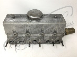 head_engine_testata_motore_valvole_carburatore_carburetor_collector_collettore_air_weber_dr_3_sp_36_valves_cisitalia_202_mille_miglia_CS_BERLINETTA_2