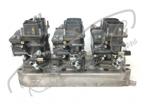 kit_set_engine_weber_40_dcn_6_7_12_14_lancia_flaminia_super_sport_zagato_826_air_filter_fispa_manifold_carburetors_carburatori_motore_collettore_3
