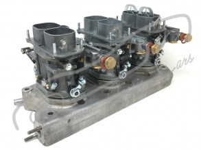 kit_set_engine_weber_40_dcn_6_7_12_14_lancia_flaminia_super_sport_zagato_826_air_filter_fispa_manifold_carburetors_carburatori_motore_collettore_4