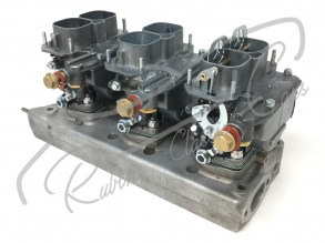kit_set_engine_weber_40_dcn_6_7_12_14_lancia_flaminia_super_sport_zagato_826_air_filter_fispa_manifold_carburetors_carburatori_motore_collettore_5