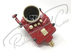 weber_36_dr_3_dr3_carburatore_carburetor_engine_fiat_1100_s_cisitalia_202_cs_red_rosso_manifold_1