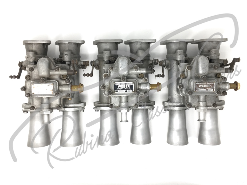 SET CARBURATORI MASERATI A6 GCS<br>